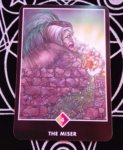 THE MISER(けち)