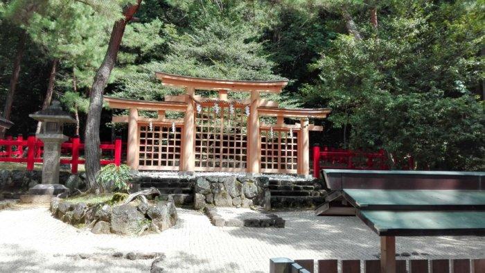 神社巡りの一環で桧原神社へ