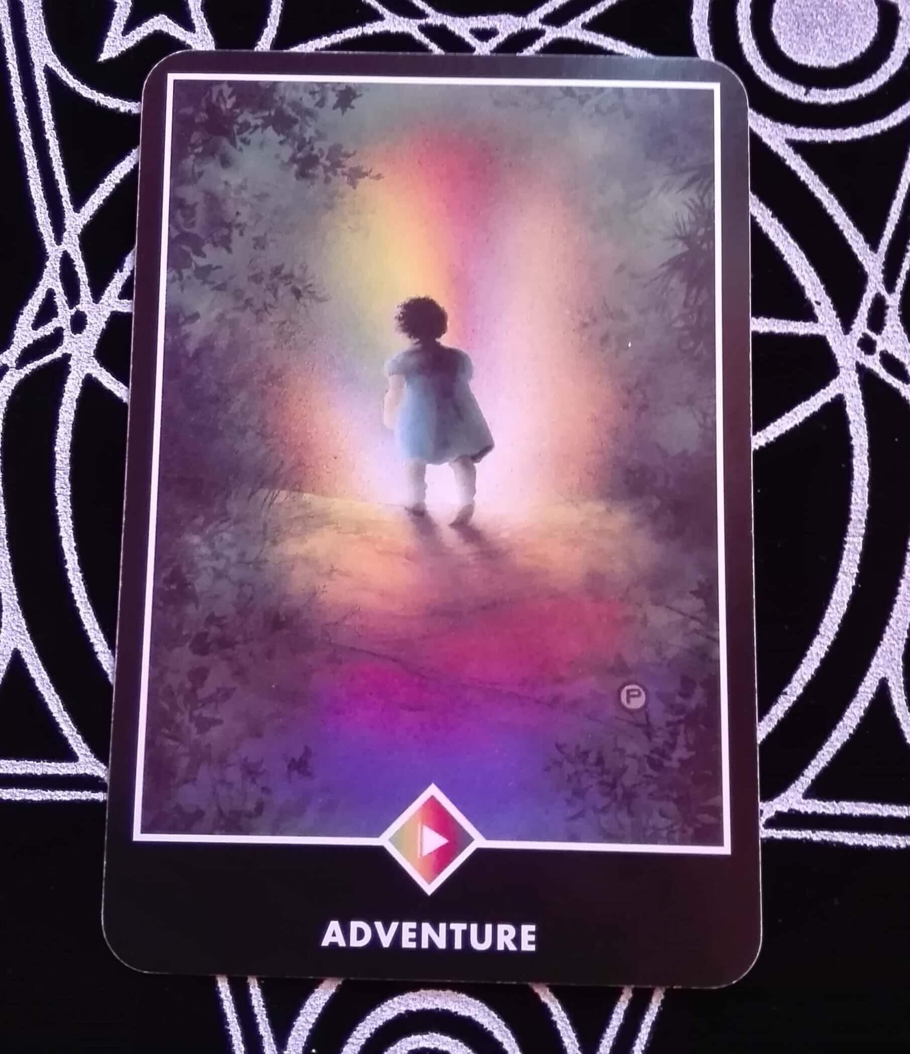 ADVENTURE(冒険)