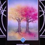OSHO禅タロットのFRIENDLINESS(親しさ)