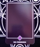 NO THINGNESS(無)