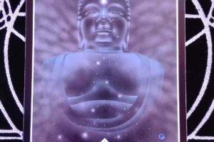 OSHO禅タロットのCONSCIOUSNESS(意識)