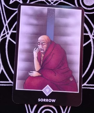 SORROW(嘆き)