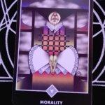 OSHO禅タロットのMORALITY(道徳)