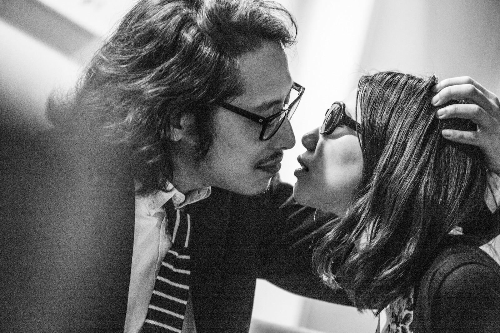 浮気のキスと遠距離恋愛。